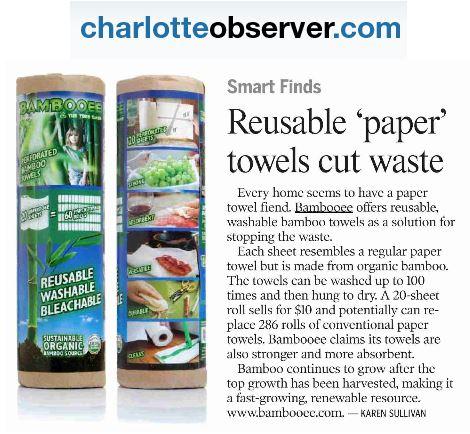 Charlotte Observer- Bam