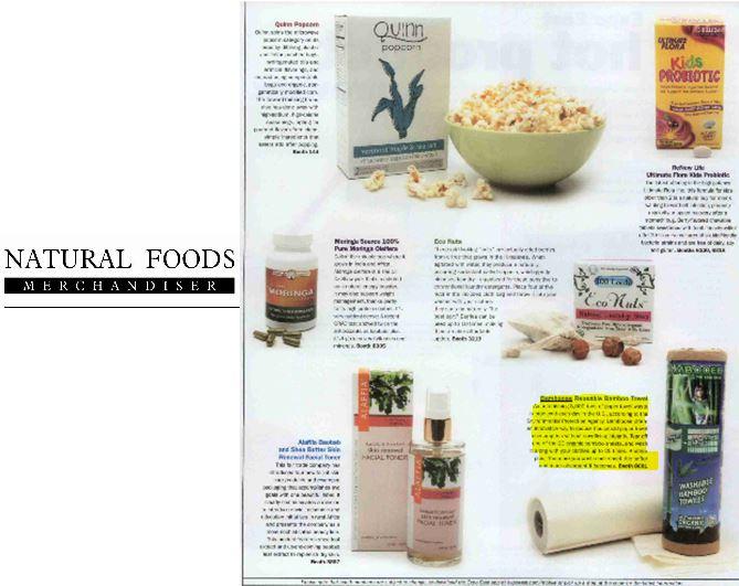 Natural Foods- Bam