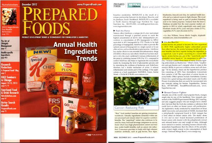Prepared Foods- SB